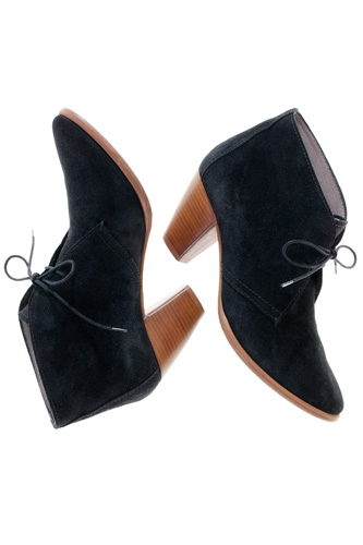 Madewell suede desert lace-up boots