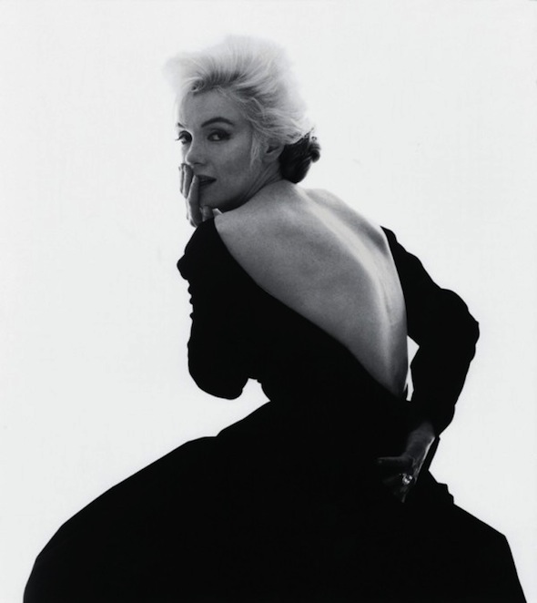 MARILYN MONROE photographed by BERT-STERN